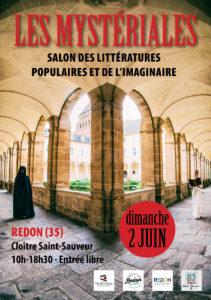 Les Mystériales de Redon (Bretagne) : dimanche 2 juin 2019